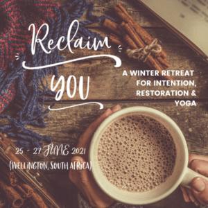 Reclaim You (A Winter Retreat)