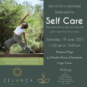 Copy of Self Care - Newsletter