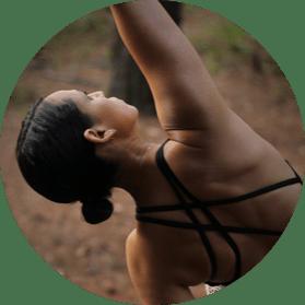 candice yoga teacher