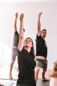 yoga classes in cape town