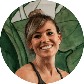 leigh yoga teacher
